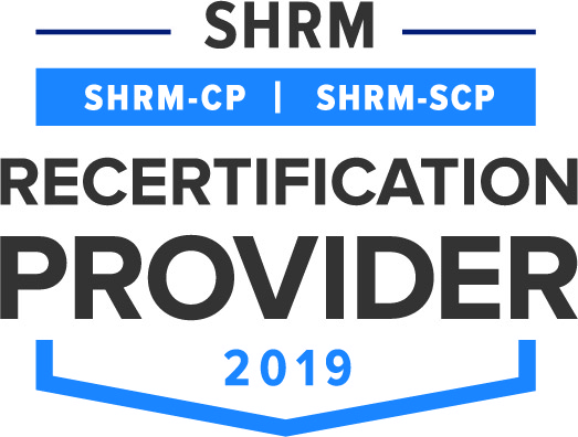 SHRM Approved Provider