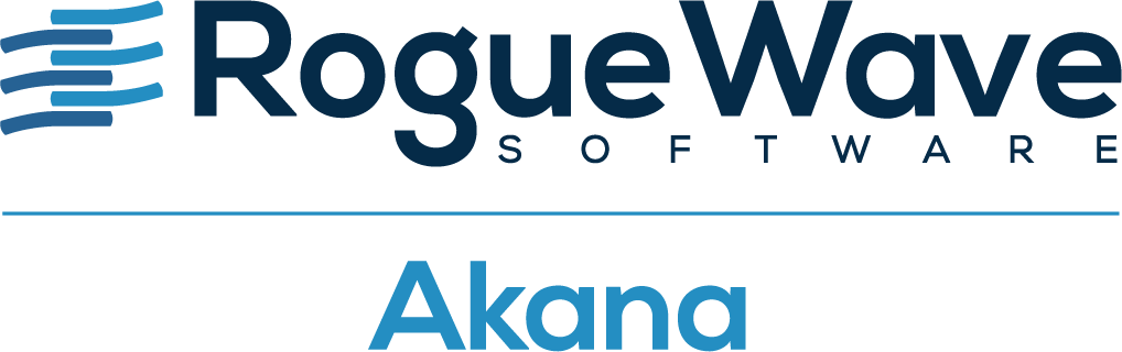 RogueWave Akana Logo