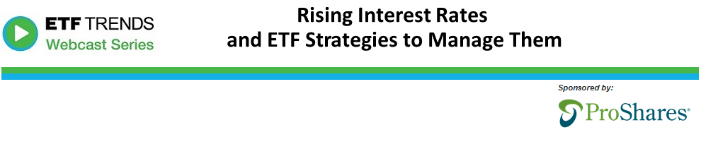 Rising Interest Rates and ETF Strategies to Manage Them